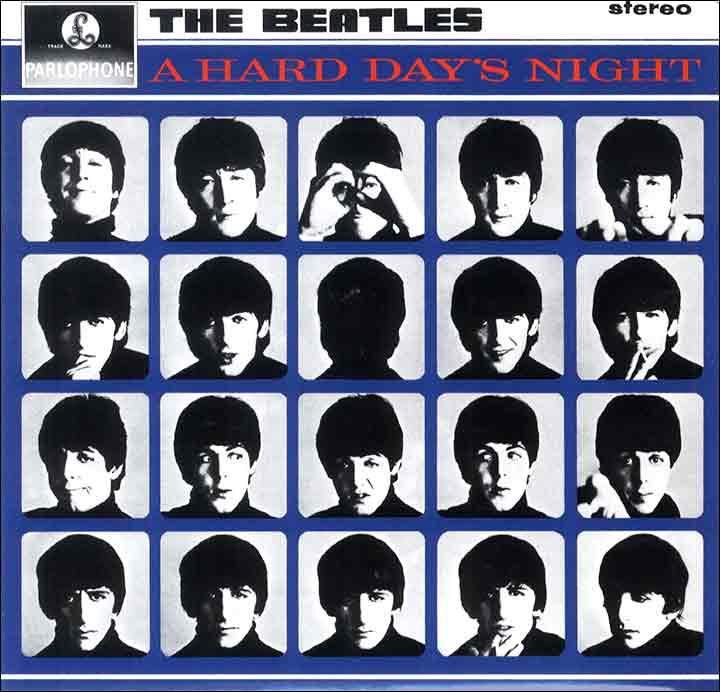Дискография Битлз - A Hard Day's Night