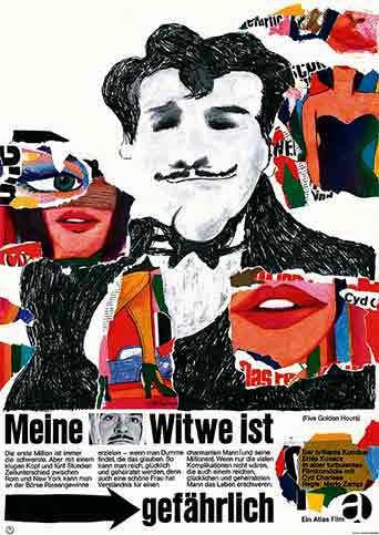 Иллюстрация Эдельмана в журнале Twen