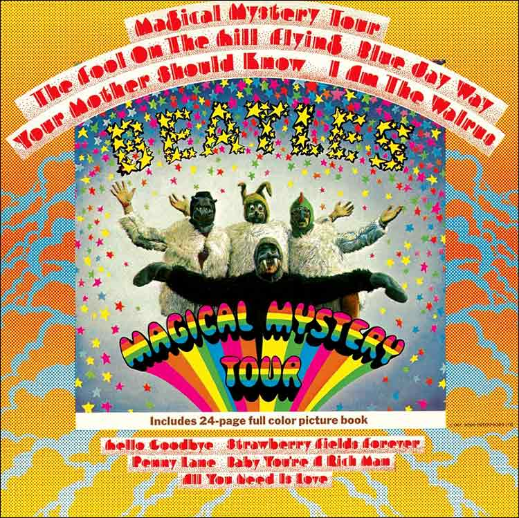 Дискография Битлз - Magical Mystery Tour