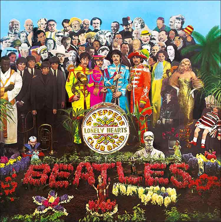 Дискография Битлз - Sgt. Pepper's Lonely Hearts Club Band