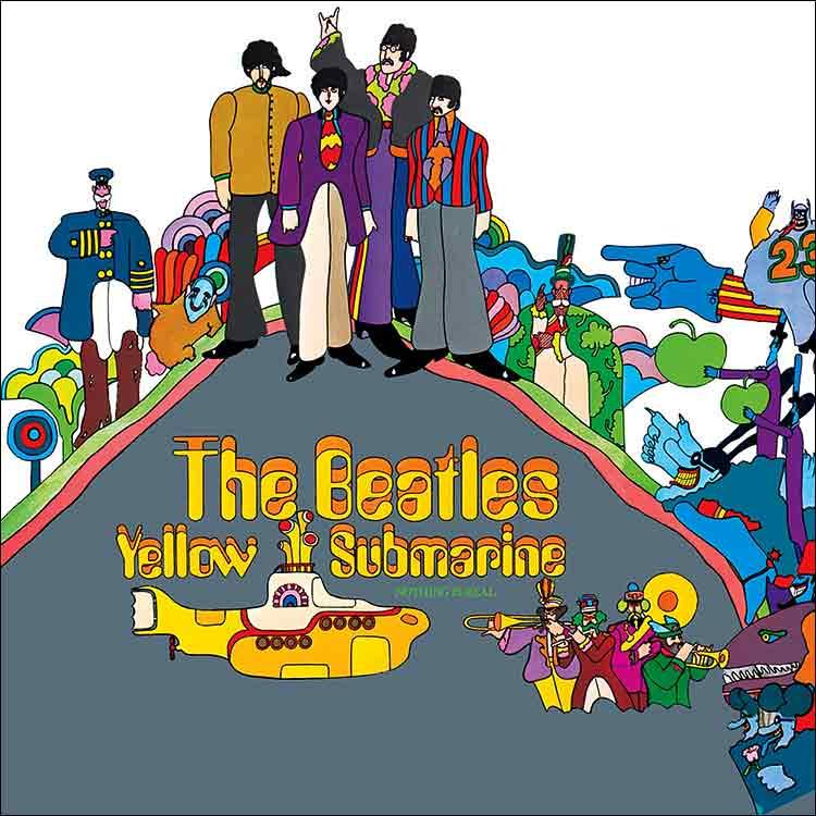 Дискография Битлз - Yellow Submurine